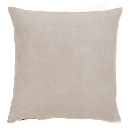 Aura By Tracie Ellis Mink Luxury Velvet Cushion