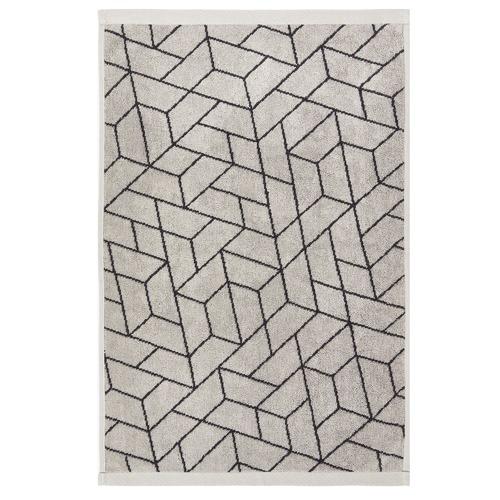Aura By Tracie Ellis Greystone Cos Cotton Bathroom Towels