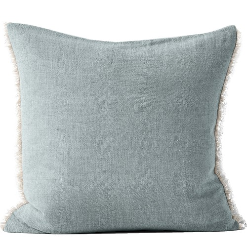 Aura By Tracie Ellis Chambray Linen Cushion