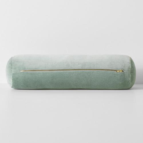 Luxury Velvet Bolster Cushion