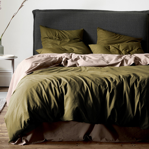 Halo Organic Cotton Quilt Cover