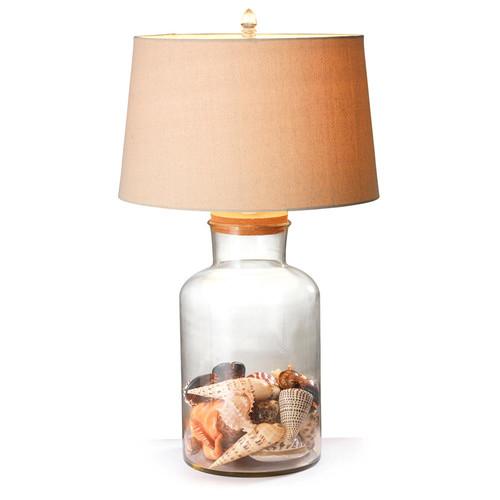 Hyde Park Home Large Miranda Fillable Lamp