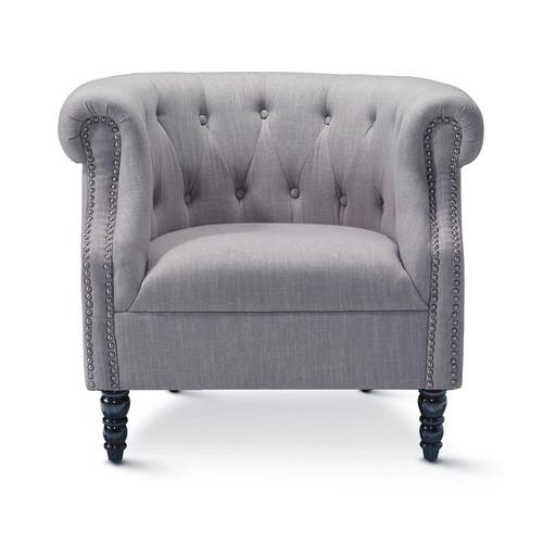 Wolf Grey Esther Tub Chair