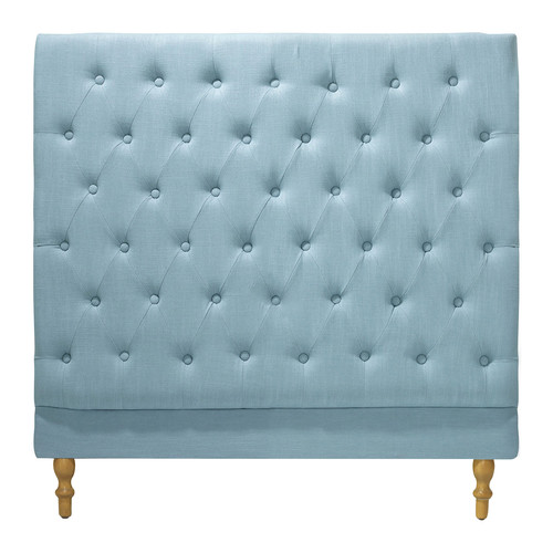 Hyde Park Home Teal Harper Chesterfield Bedhead