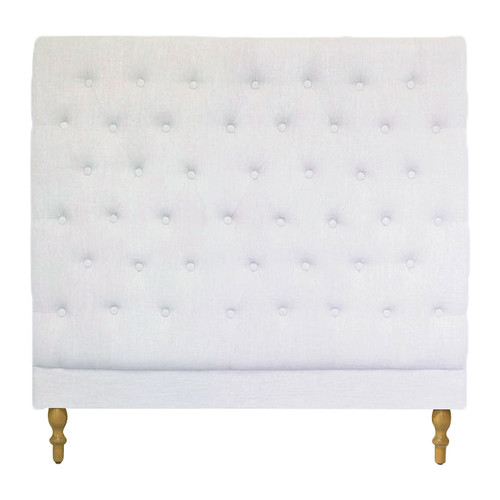 Hyde Park Home Off-White Harper Chesterfield Bedhead