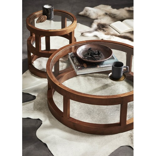 Hyde Park Home Lena Side Table