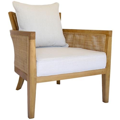 Hyde Park Home Panama Rattan Club Chair