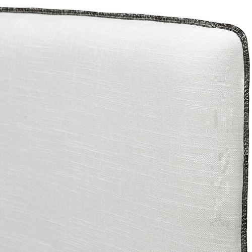 Hyde Park Home Linen Slipcover for Noosa Queen Bedhead