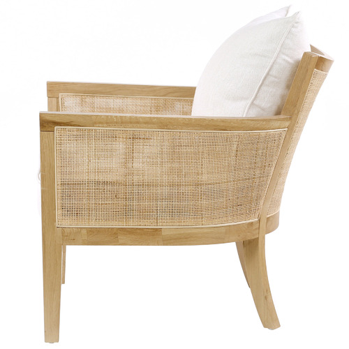 Hyde Park Home Panama Rattan Club Chair