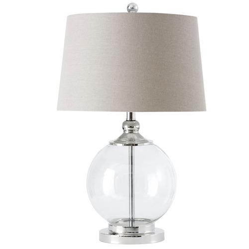 Hilton Glass Table Lamp