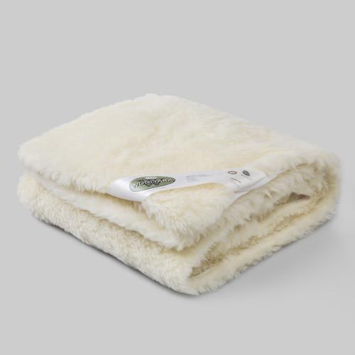 Wooltara Australian Wool Fleece Underblanket