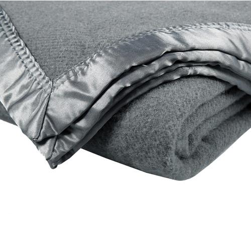 Wooltara Alpaca Wool Blanket Dark Grey