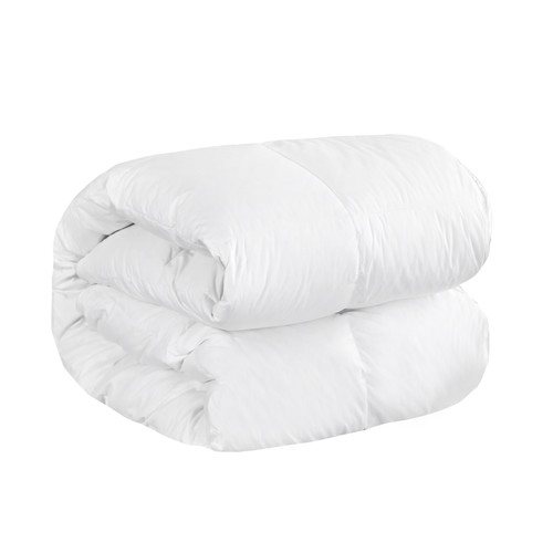 Dreamaker White Duck Down And Feather Quilt