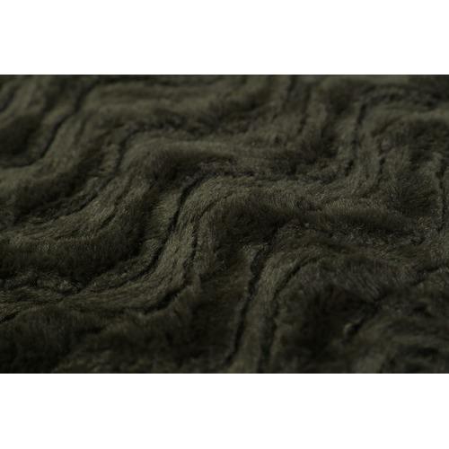 Dreamaker Faux Fur Heated Throw Blanket