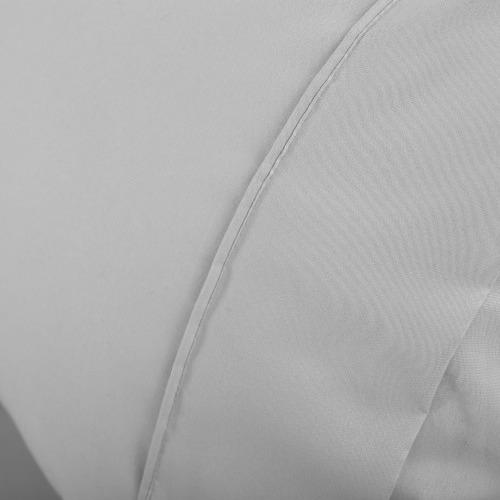 Dreamaker Plain Dyed Microfibre Standard Pillowcases
