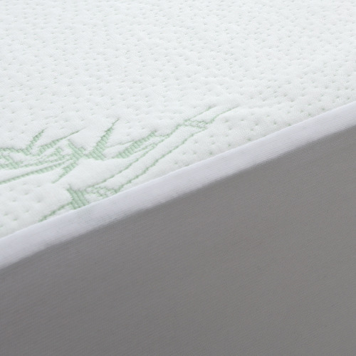 Bamboo Knitted Cot Waterproof Mattress Protector