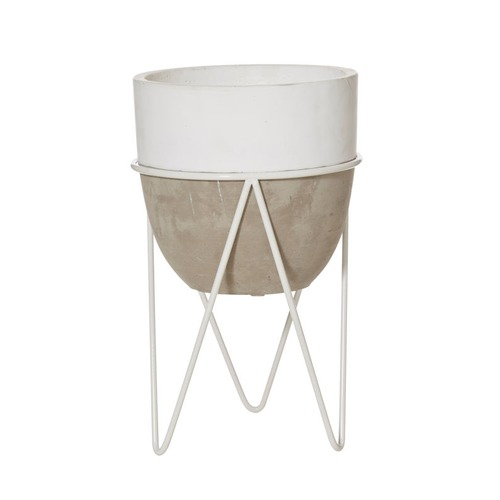 The Home Collective Store Harmony Cement Pots & Stands