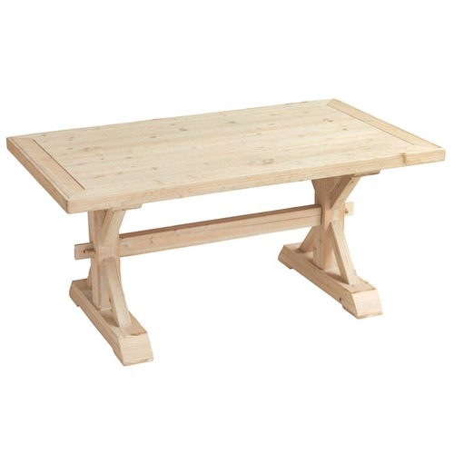 The Home Collective Trestle Table