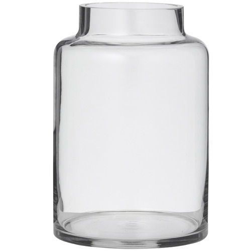 The Home Collective Pail Glass Vase
