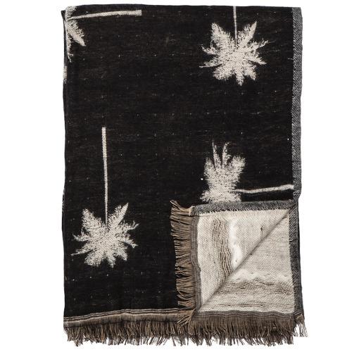 The Home Collective Palmos Cotton-Blend Throws
