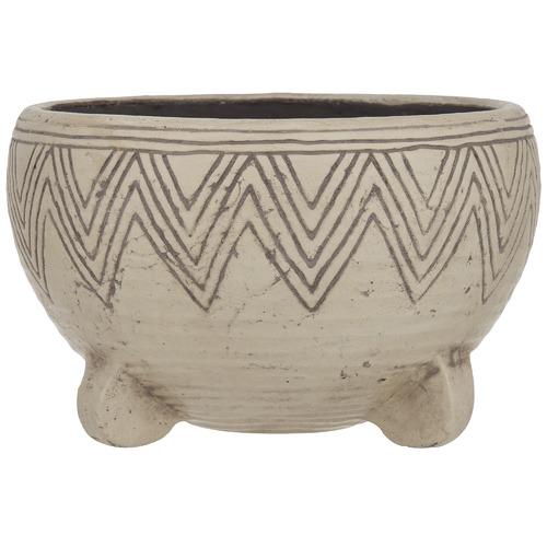 The Home Collective 14cm Carter Terracotta Pot