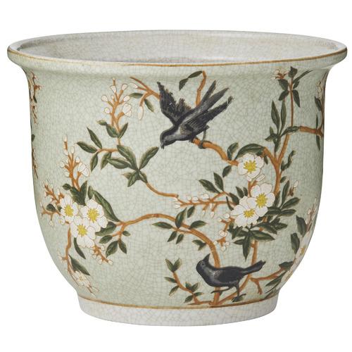 The Home Collective Delilah Porcelain Planter