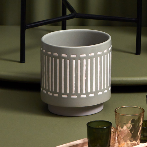 The Home Collective Bailey Cement Pot