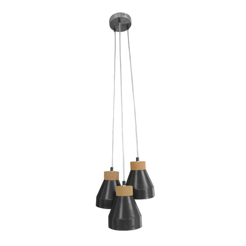 The home collective aksel pendant light