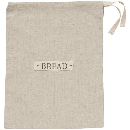 Stephanie Alexander Natural Artisan Linen-Blend Loaf Bread Bag