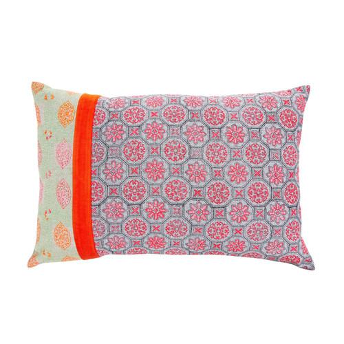 Canvas & Sasson Neon Wallah Cushion