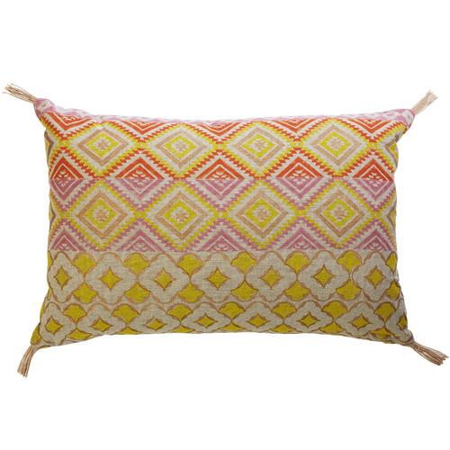 Canvas & Sasson Sunshine Paradise Cushion