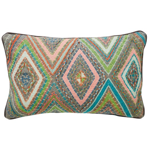 Canvas & Sasson Folk Cotton Cushion