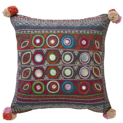 Canvas & Sasson Monocle Cotton Cushion