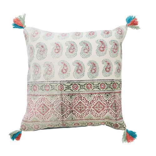 Canvas & Sasson Farrow Cotton Cushion