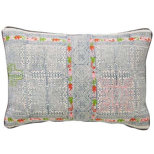 Canvas & Sasson Bungalow Cotton Cushion