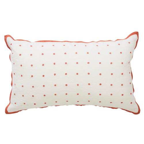 Canvas & Sasson Piper Cotton Cushion