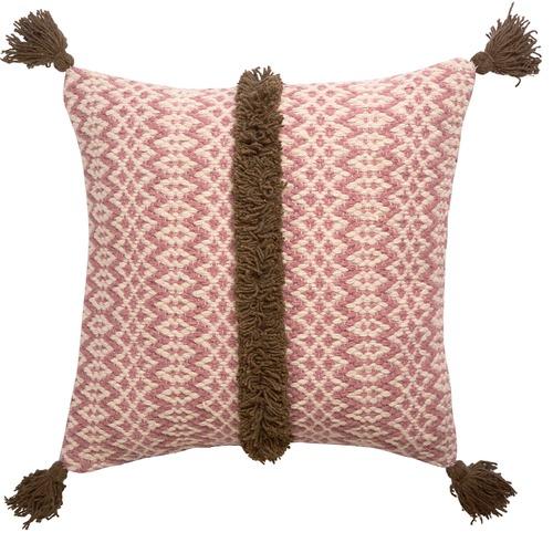 Canvas & Sasson Mella Cotton & Wool Cushion