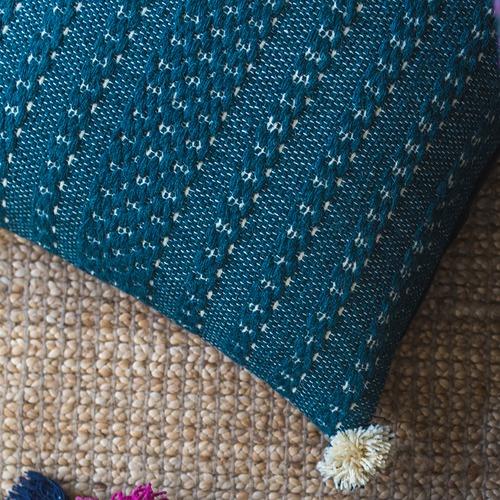 Canvas & Sasson Trove Endora Cotton Cushion