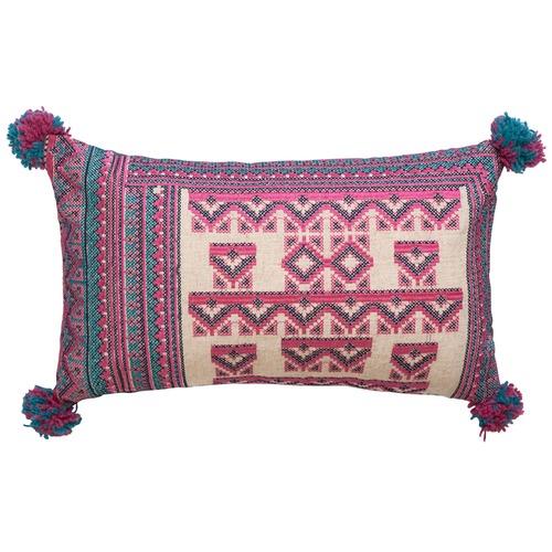 Canvas & Sasson Trove Tabitha Cotton Cushion