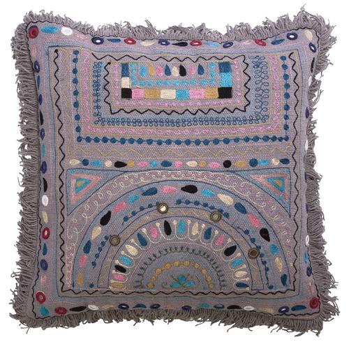 Canvas & Sasson Trove Gem Cotton Cushion