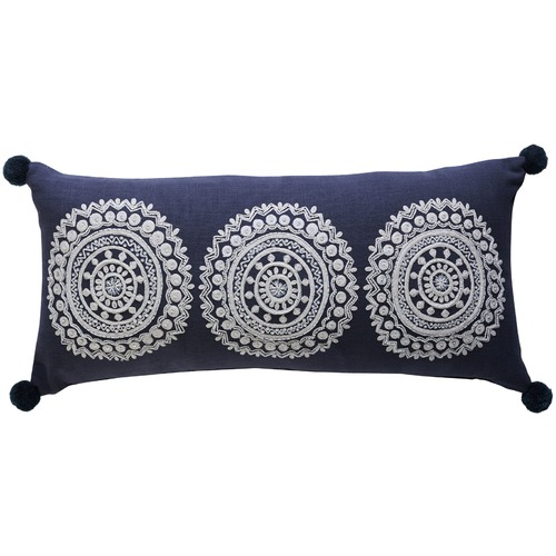 Canvas & Sasson Merchant Phoenix Cotton Cushion