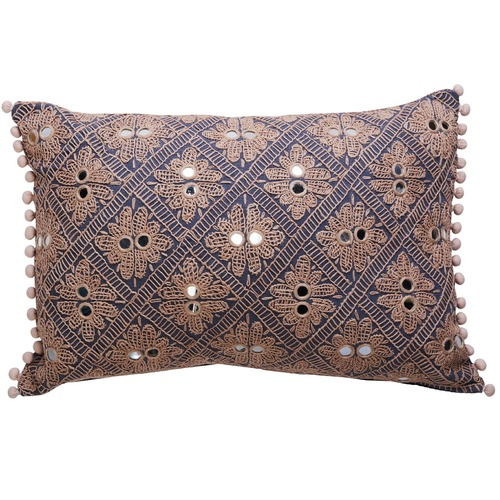 Canvas & Sasson Merchant Society Cotton Cushion