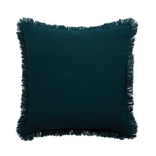 Canvas & Sasson Marais Fringe Cotton Cushion