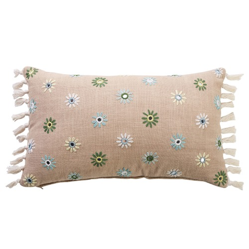 Canvas & Sasson Playa Lucia Cotton Cushion