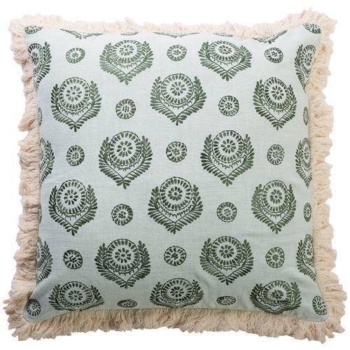 Canvas & Sasson Playa Cayman Cotton Cushion