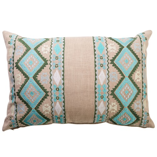 Canvas & Sasson Playa Caribbean Cotton Cushion