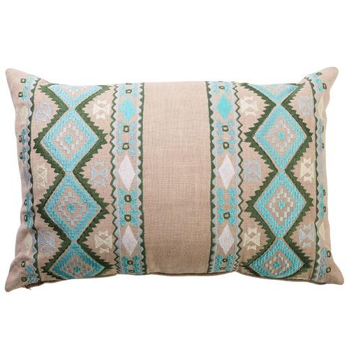 Canvas & Sasson Playa Caribbean Cotton Cushion