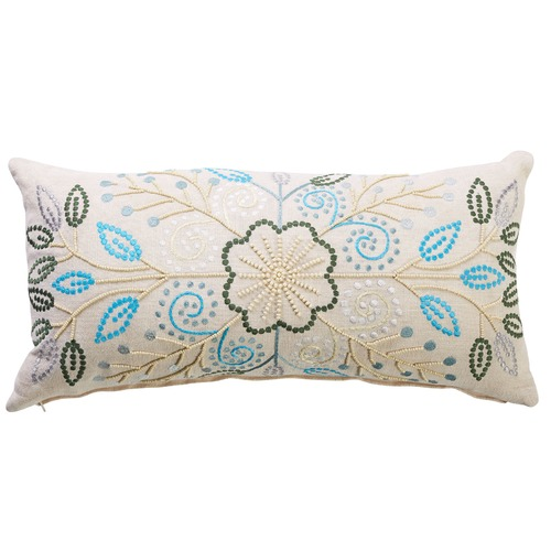 Canvas & Sasson Playa Sula Cotton Cushion