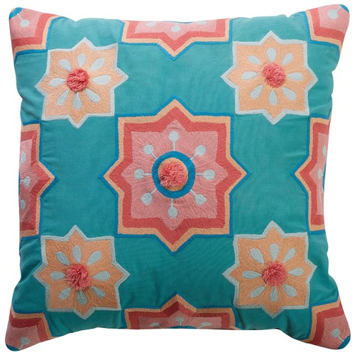 Canvas & Sasson Marbella Granada Cotton Cushion
