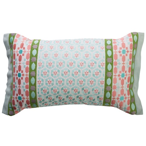 Canvas & Sasson Marbella Fez Cotton Cushion